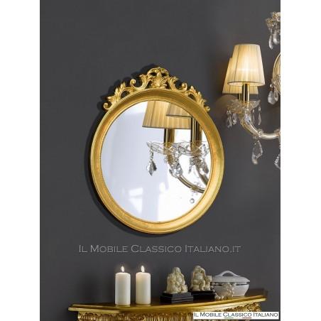 Specchio rotondo per trucco 70034