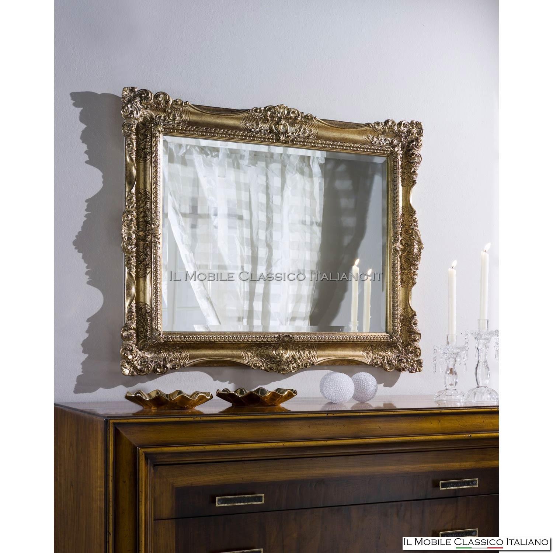 Mobili classici lissone mobili classici di lusso for Specchi barocchi