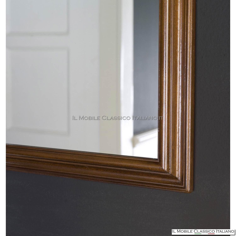 Specchio da parete moderno - Specchiera moderna
