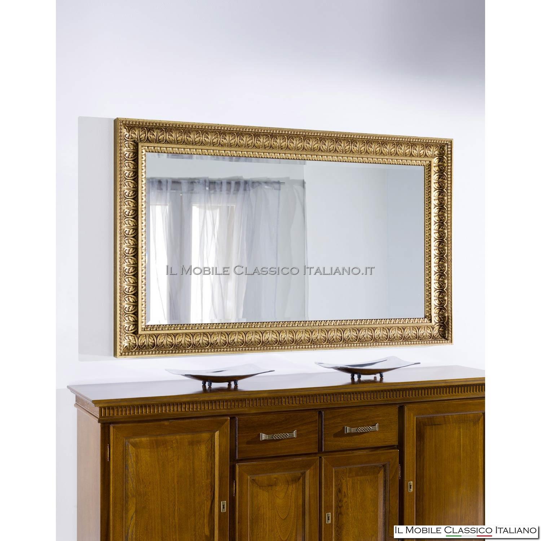 Specchiera Specchio Rettangolare Cod 9201111