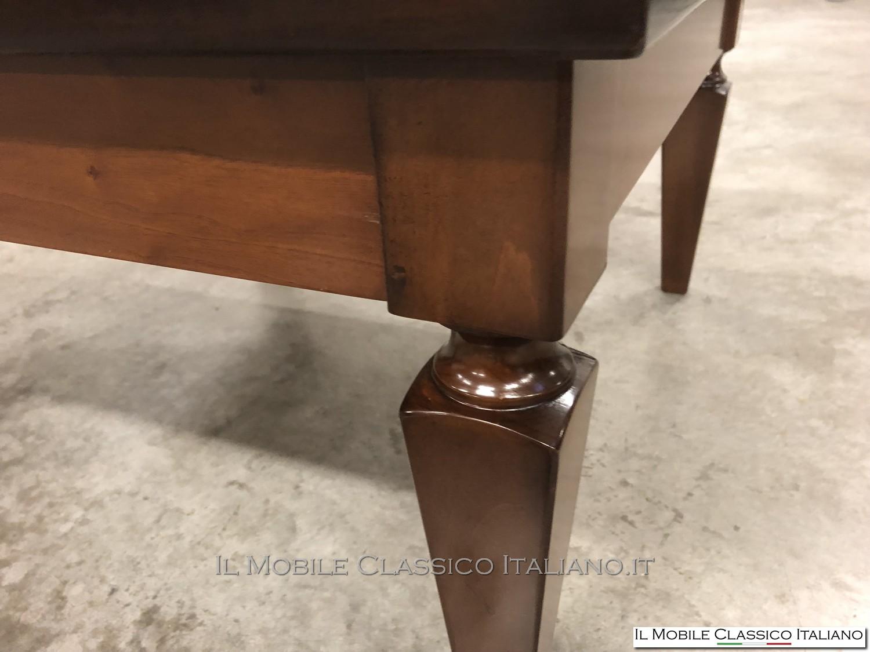 Tavolini Da Salotto Classici Foglia Oro.Tavolino Basso Da Salotto Classico Personalizzato