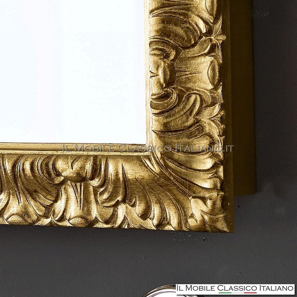 Foglia oro bronzo