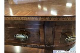 Mobili classici in legno massello mobili classici per l for Ingresso casa classica
